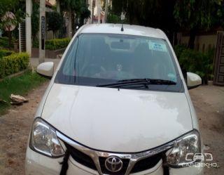 2016 Toyota Etios Cross 1.4 GD