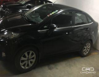 2011 Ford Fiesta Petrol Titanium Plus