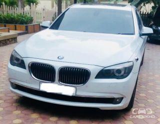 2009 BMW 7 Series 740Li Sedan