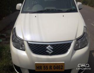 2012 Maruti SX4 ZDI