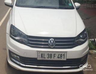 2016 Volkswagen Vento 1.2 TSI Highline AT