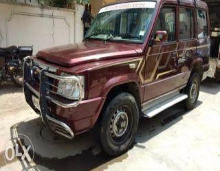 2013 Tata Sumo Gold EX BSIII