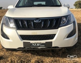 2018 Mahindra XUV500 AT W6 1.99 mHawk