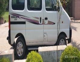 2016 मारुति ईको 5 Seater AC BSIV