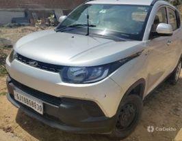 2017 మహీంద్రా KUV 100 mFALCON D75 K4 Plus