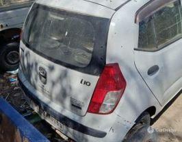 2009 Hyundai i10 Asta AT