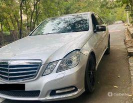 2011 मर्सिडीज ई-क्लास E250 CDI नीला Efficiency