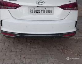 2020 ಹುಂಡೈ ವೆರ್ನಾ CRDi 1.6 ಎಸ್ಎಕ್ಸ್