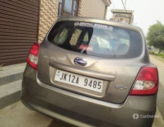 Datsun GO Plus A Petrol