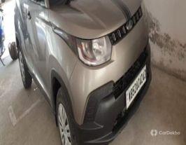 2016 Mahindra KUV 100 mFALCON G80 K4 Plus