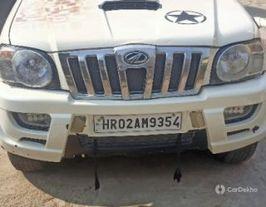 2012 மஹிந்திரா ஸ்கார்பியோ VLX 2WD ABS AT BSIII
