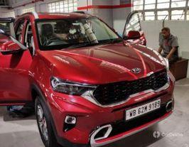 2020 Kia Sonet GTX Plus Turbo iMT