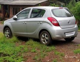 2012 Hyundai i20 1.2 Sportz Option