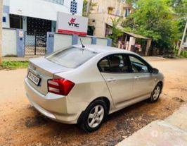 2015 హోండా సిటీ i VTEC ఎస్