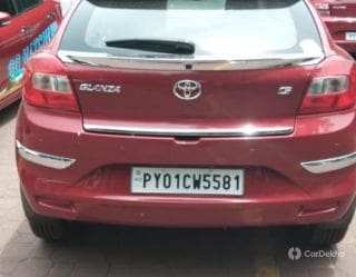 Toyota Glanza G Smart Hybrid