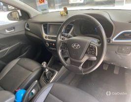 2018 Hyundai Verna Anniversary Edition Diesel