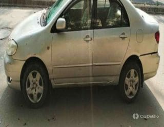 Toyota Corolla H3