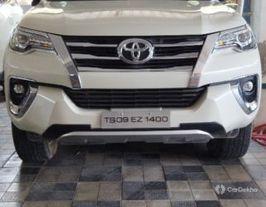 2018 ಟೊಯೋಟಾ ಫ್ರಾಜುನರ್ 2.8 4WD AT BSIV