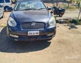 2008 హ్యుందాయ్ వెర్నా CRDi ఎస్ఎక్స్ ABS