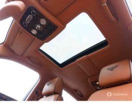 2012 Bentley Continental Flying Spur BSIV