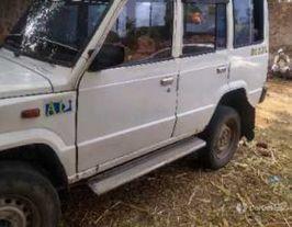 2009 Tata Sumo CX