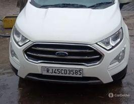2018 Ford Ecosport 1.5 Petrol Titanium Plus AT BSIV