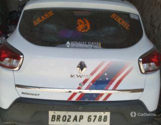 Renault KWID 1.0 RXT 02 Anniversary Edition