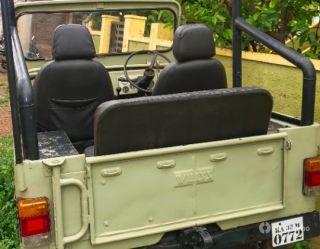 Mahindra Armada Grand 4WD