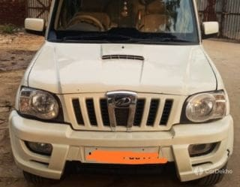 2012 Mahindra Scorpio VLX 2WD 7S BSIV