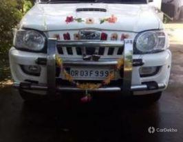 2009 Mahindra Scorpio SLE BSIV