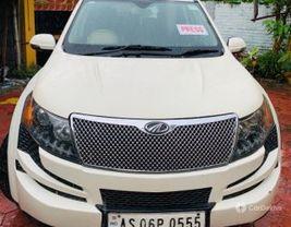 2014 Mahindra XUV500 W8 AWD