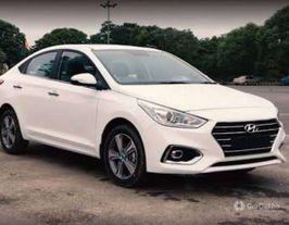 2017 Hyundai Verna 1.6 VTVT SX Option