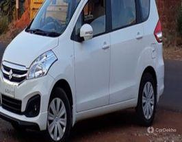 2018 Maruti Ertiga ZXI AT Petrol