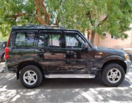 2010 Mahindra Scorpio LX 2WD 7S