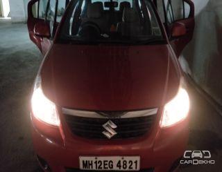 2007 Maruti SX4 Zxi with Leather BSIII