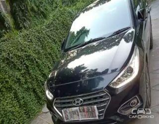 2018 Hyundai Verna VTVT 1.6 AT SX Option