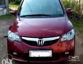 2011 Honda Civic 1.8 V MT