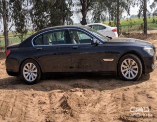 2011 BMW 7 Series 730Ld Sedan