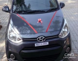2015 Hyundai Grand i10 1.2 Kappa Sportz
