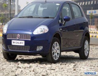 2014 Fiat Grande Punto EVO 1.3 Dynamic