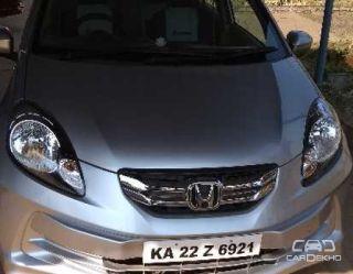 2015 Honda Amaze S AT i-Vtech