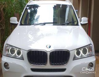 2012 BMW X3 2.0d SAV