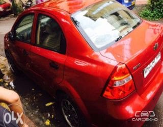 2007 Chevrolet Aveo 1.4 LS