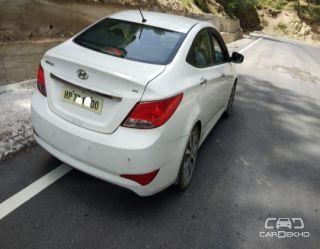2016 Hyundai Verna 1.6 CRDi SX
