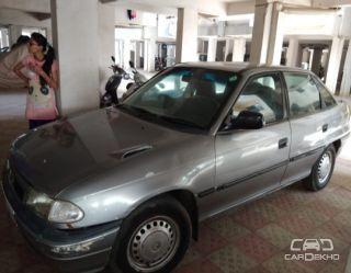 2002 Opel Astra 1.6