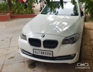 2011 BMW 5 Series 2003-2012 530d