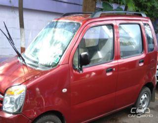 2006 Maruti Wagon R LXI BSIII