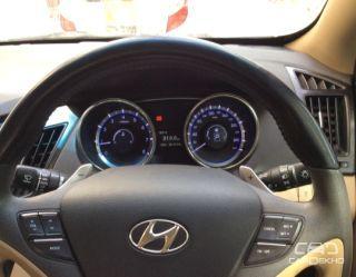 2012 Hyundai Sonata 2.4 GDi AT