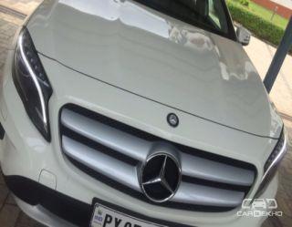 2017 Mercedes-Benz GLA Class 2014-2017 200