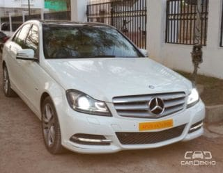 2012 Mercedes-Benz New C-Class C 220 CDI BE Avantgare